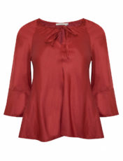 SULA Bed Silk Blouse